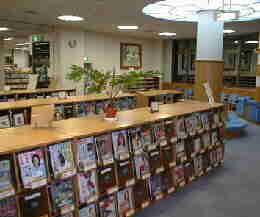 図書館 旭川